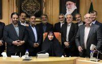 جلسه کمیسیون امنیت ملی با حضور خانم چنارانی، اعضای کمیسیون امنیت ملی، وزیر کشور و معاونان وی در محل وزارت کشور برگزار شد.